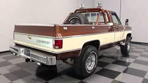 1699 ATL 1980 Chevy K-10 Silverado - YouTube