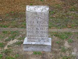 Ora Caroline Riggs Peele (1867-1940) - Find A Grave Memorial