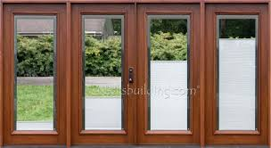 french patio doors with blinds between glass large size of sliders french doors modern sliding