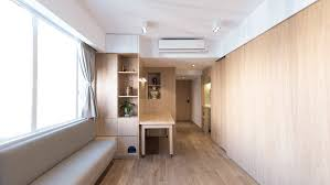 tiny apartment furniture. Space-saving Furniture Transforms To Make The Most Of A Hong Kong Micro- Apartment Tiny R