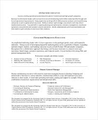 8 Sample Job Objective Statements Sample Templates