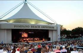 Pompano Beach Amphitheater Seating Chart Pompano Beach Amphitheatre South Florida Finds