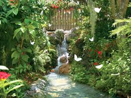 from sculptures and japanese tea houses to rainforests and jungles south florida gardens are as