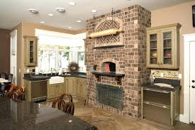 wonderful outdoor fireplace pizza oven combo outdoor fireplace pizza oven combo kitchen traditional with black remodel