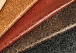 what are the types of leather texture