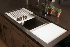 contemporary ideas high end stainless steel kitchen sinks ideal workstation 4 iws 4