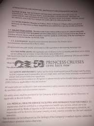 Line' – The Bazaar Scam Fake Us Letter Job Of India Employment Beware Cruise Offer American In From 'princess