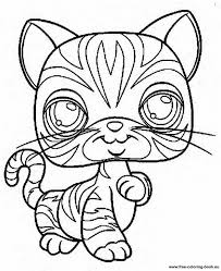 Small Picture Coloring pages Littlest Pet Shop Page 1 Printable Coloring