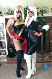 black cat marvel cosplay. Brilliant Cat Ms Marvel And Black Cat Cosplay By Jedigirl528  Throughout Cosplay S