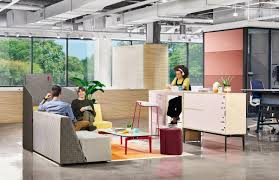 Storage with office space Garage The Doors On This Shelving Unit From Bassline Storage Keeps Clutter Hidden From View Giving Desks Near Me Maximizing Small Office Space With Extra Storage Turnstone Furniture