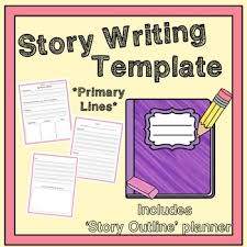 Story Template Beginning Middle End Beginning Middle And End Story Writing Template With