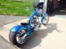 2007 custom chopper motorcycle from mechanicsville md today sale