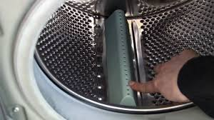 How To Fix My Washing Machine How To Replace A Washing Machine Drum Paddle In A Hotpoint Washer