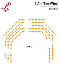 Young Vic Seating Chart Young Vic Issuu