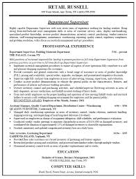 Full Image for Good Resume Objectives For Retail Management Resume  Objective Samples Berathen Com A Good     Template net