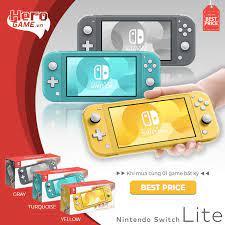 Máy Game Nintendo Switch Lite Giá Rẻ