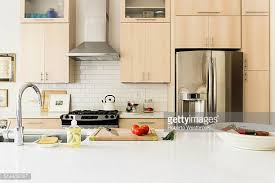 Small Picture Kitchen Counter Stock Photos and Pictures Getty Images