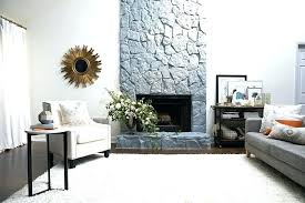 painting fireplace insert metal