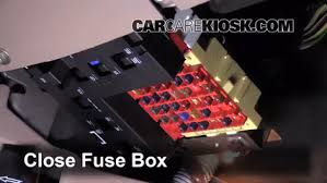 interior fuse box location 1990 1997 ford aerostar 1997 ford interior fuse box location 1990 1997 ford aerostar 1997 ford aerostar xlt plus e4wd 4 0l v6 mini passenger van