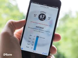 Best Weather Apps For Iphone In 2019 Imore