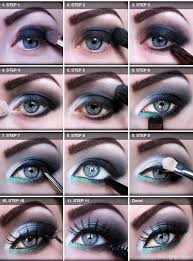 you can try 12 easy steps smokey eye makeup blue eyes beauty and beyond makeup tutorials smokey eye makeup
