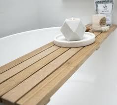 bath caddy bath wooden bath caddy diy