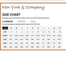 New York And Company Size Chart New York Company Paisley Print Tunic Top Size L Nwt