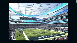 New La Rams Stadium In Inglewood To Be Worlds Most