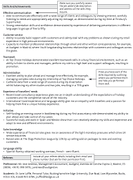 Custodian Resume Samples Sample Resume Letters Job Application
