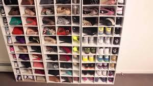 Shoe Organization My Shoe Organization Storage Youtube