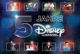 Disney Channel feiert fünf Jahre Geburtstag |
