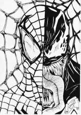 Small Picture Free Printable Venom Coloring Pages Coloring Pages Coloring Home