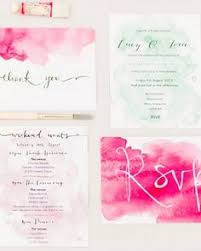 watercolour save the date card print at home file or printed How To Make Watercolor Wedding Invitations okay stop it these are too beautiful diy watercolor wedding invites Wedding Invitation Templates