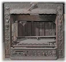 antique gas fireplace insert blocks fireplaces