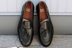 Get Your Ivy On With Grant Stone's Tassel Loafer