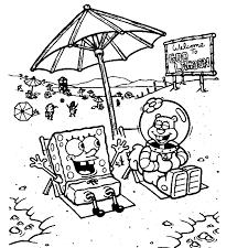 Kleurplaat Spongebob Patrick Kids N Fun De 48 Ausmalbilder Von