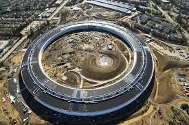 New apple office cupertino City File Photo The Apple Campus Is Seen Under Construction In Cupertino Yahoo Finance Apple Says It Will Decide New Campus Site Without An Auction