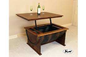 lift top coffee table rustic lift top coffee table sauder lift top coffee table black