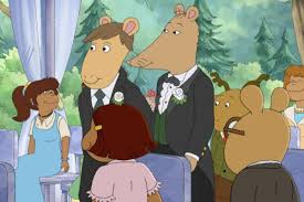 Kids' TV rarely shows gay marriage, but PBS's Arthur did with Mr. Ratburn's  wedding - Vox