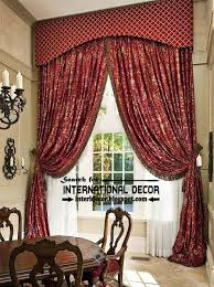 brown adorable red patterned curtains and top 25 best burdy curtains ideas on home decor reynolds gym