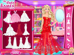 wedding makeover and dress up games dresses 2016