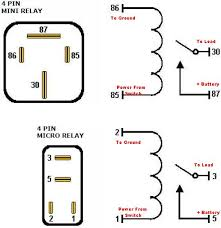 pin relay wiring diagram horn wiring diagrams and schematics fuel pump electric diagram renn discussion forums