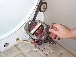whirlpool inglis and kenmore dryer motor problems appliance aid this style of dryer has a fan blower threaded onto one end of the motor shafts the fan blower is a left hand th