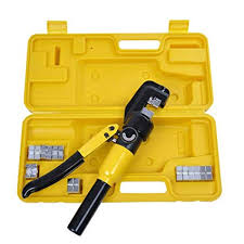 Yqk 70 Die Chart Buy 10 Ton Hydraulic Wire Battery Cable Lug Terminal Crimper