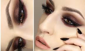 dramatic neutrals make up geek eyeshadows giulianna