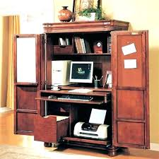 home office desk armoire. Home Office Armoire Desk Computer  Tax .