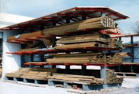 lumber storage racks images