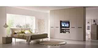 Bed With Tv Built In Uncategorized Wardrobes Built Around Bed Presotto Italia Build