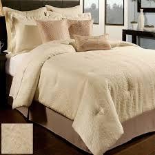 Ivory Coast Monochromatic Animal Print Comforter Bedding & Ivory Coast Comforter Set Adamdwight.com