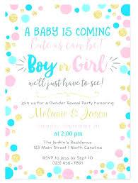 Birthday Invitations Printable Cupcake Party Invitations Printable Baby Reveal Invitations Gender